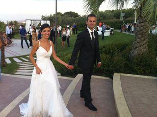 Le nozze di Rosanna e Domenico