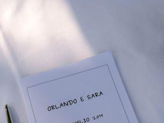 Le nozze di Sara e Orlando 2