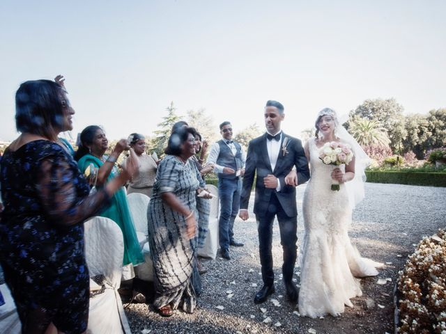 Il matrimonio di Kamal e Caterina a Albissola Marina, Savona 16