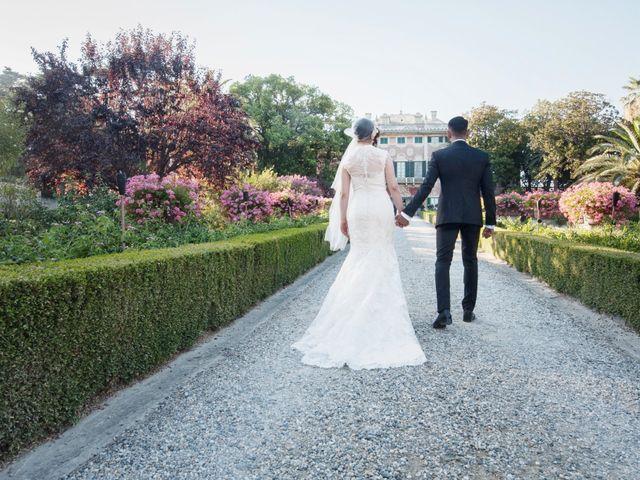 Il matrimonio di Kamal e Caterina a Albissola Marina, Savona 21