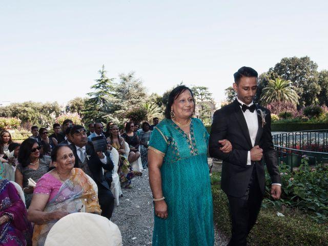 Il matrimonio di Kamal e Caterina a Albissola Marina, Savona 9