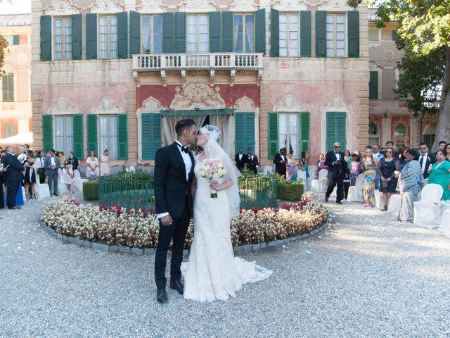 Il matrimonio di Kamal e Caterina a Albissola Marina, Savona 25