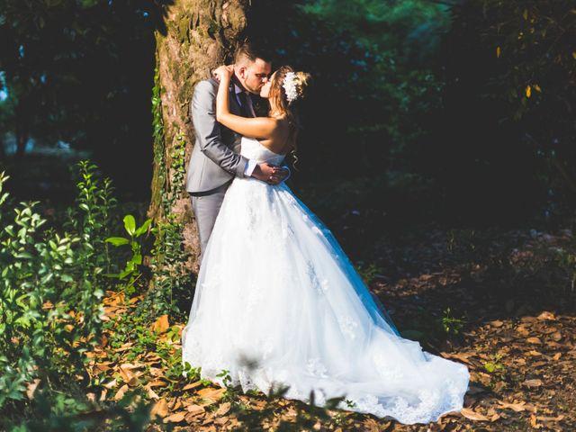 Le nozze di Giorgia e Daniele