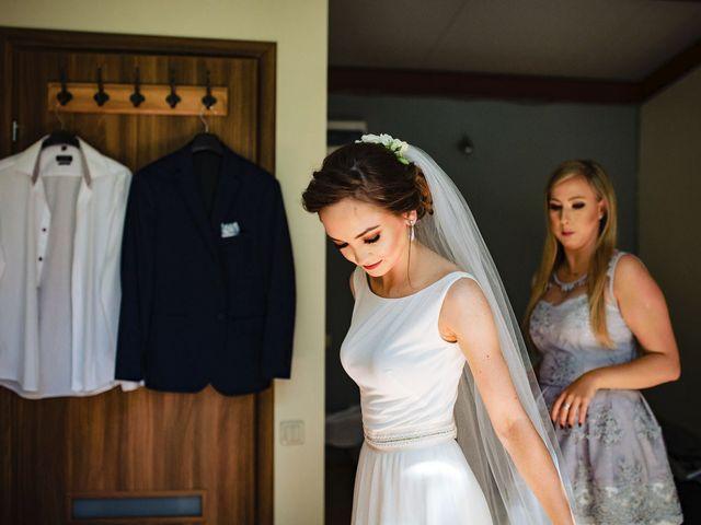 Il matrimonio di Mateusz e Kasia a Arezzo, Arezzo 28