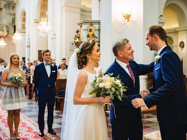 Il matrimonio di Mateusz e Kasia a Arezzo, Arezzo 39
