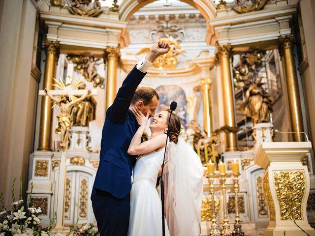 Il matrimonio di Mateusz e Kasia a Arezzo, Arezzo 43
