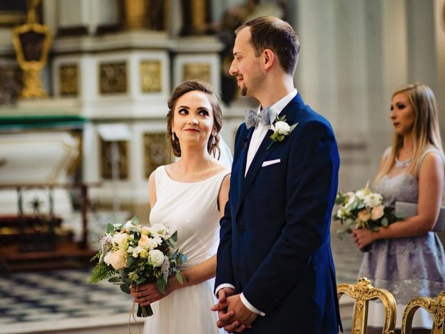 Il matrimonio di Mateusz e Kasia a Arezzo, Arezzo 44