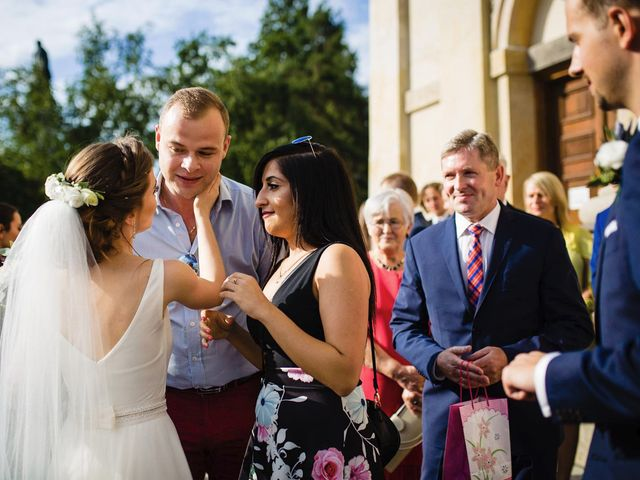 Il matrimonio di Mateusz e Kasia a Arezzo, Arezzo 47