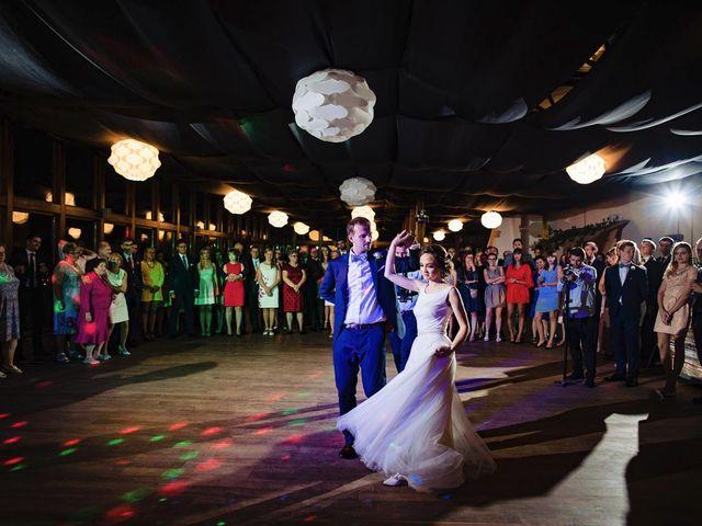Il matrimonio di Mateusz e Kasia a Arezzo, Arezzo 72