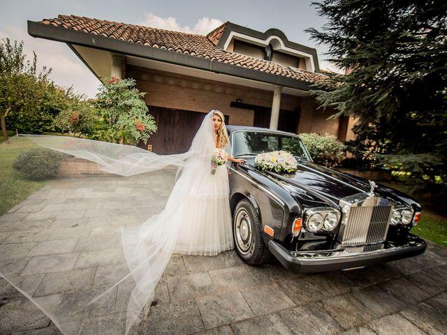 Il matrimonio di Guido e Elizabeth a Lesmo, Monza e Brianza 20