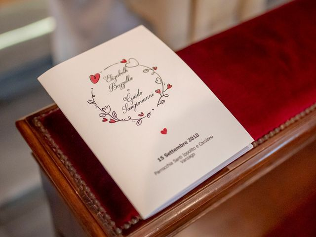 Il matrimonio di Guido e Elizabeth a Lesmo, Monza e Brianza 24