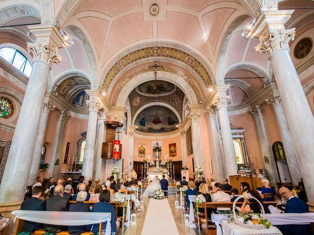 Il matrimonio di Guido e Elizabeth a Lesmo, Monza e Brianza 38