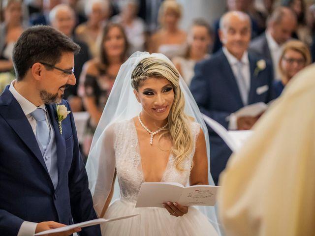 Il matrimonio di Guido e Elizabeth a Lesmo, Monza e Brianza 40