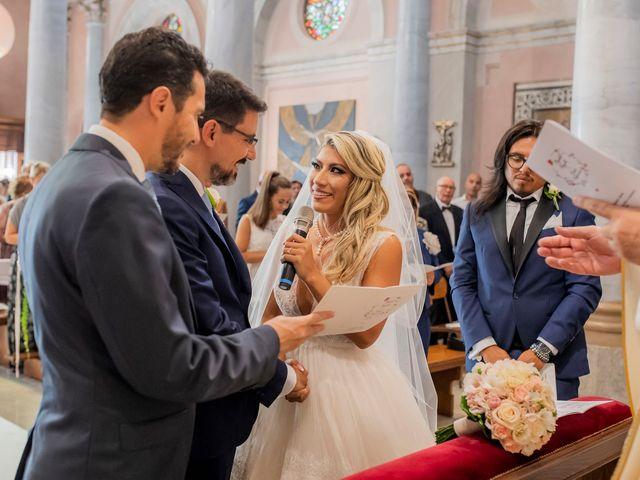 Il matrimonio di Guido e Elizabeth a Lesmo, Monza e Brianza 41