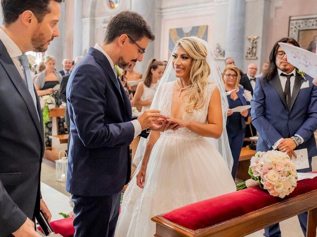Il matrimonio di Guido e Elizabeth a Lesmo, Monza e Brianza 42