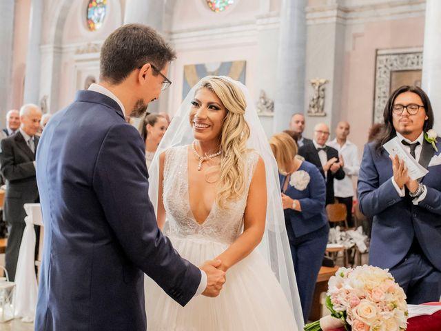 Il matrimonio di Guido e Elizabeth a Lesmo, Monza e Brianza 44