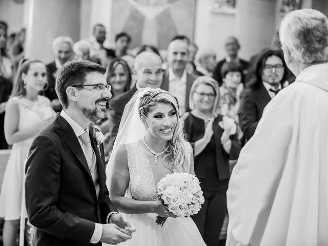 Il matrimonio di Guido e Elizabeth a Lesmo, Monza e Brianza 48