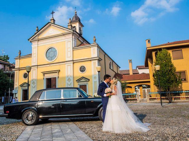 Il matrimonio di Guido e Elizabeth a Lesmo, Monza e Brianza 55