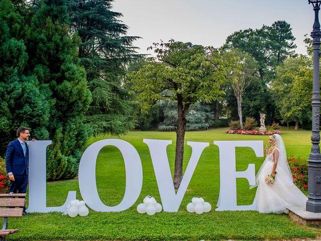 Il matrimonio di Guido e Elizabeth a Lesmo, Monza e Brianza 64