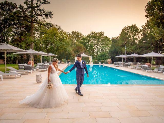 Il matrimonio di Guido e Elizabeth a Lesmo, Monza e Brianza 79