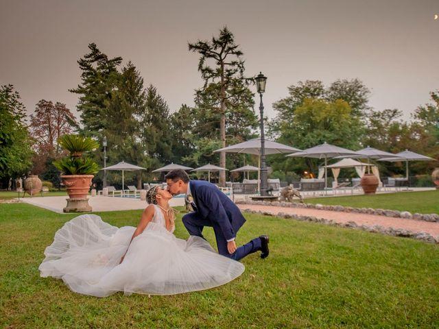 Il matrimonio di Guido e Elizabeth a Lesmo, Monza e Brianza 80