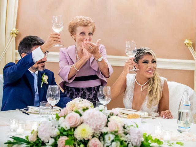 Il matrimonio di Guido e Elizabeth a Lesmo, Monza e Brianza 84