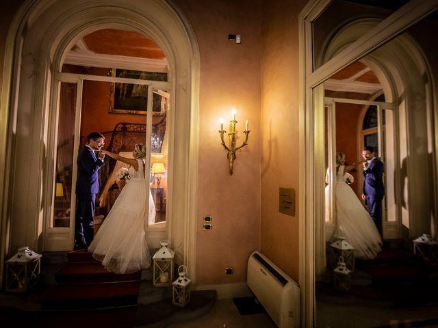 Il matrimonio di Guido e Elizabeth a Lesmo, Monza e Brianza 86