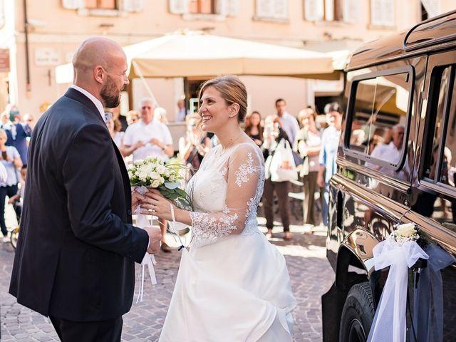 Il matrimonio di Alessio e Emma a Trento, Trento 8