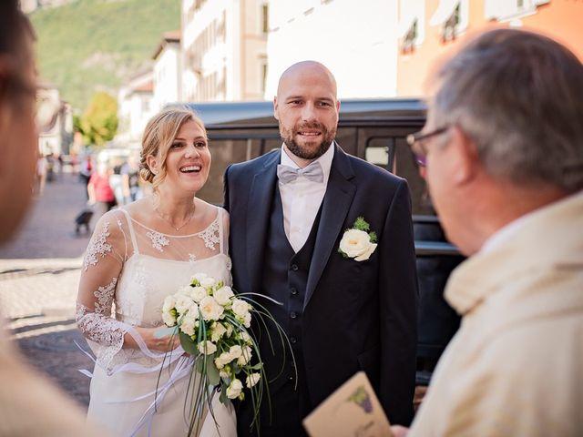 Il matrimonio di Alessio e Emma a Trento, Trento 9