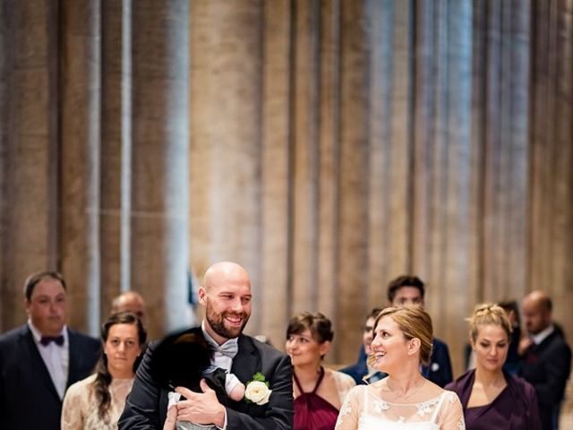 Il matrimonio di Alessio e Emma a Trento, Trento 14