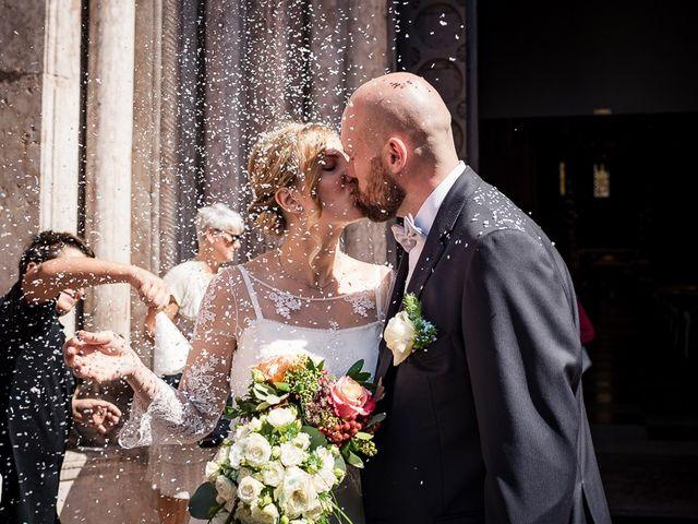 Il matrimonio di Alessio e Emma a Trento, Trento 32