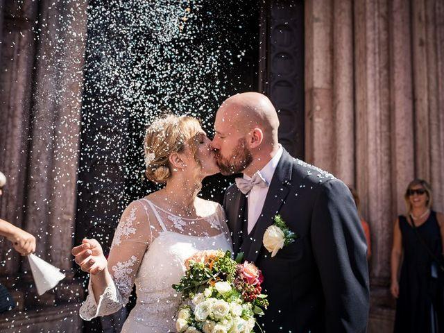 Il matrimonio di Alessio e Emma a Trento, Trento 33