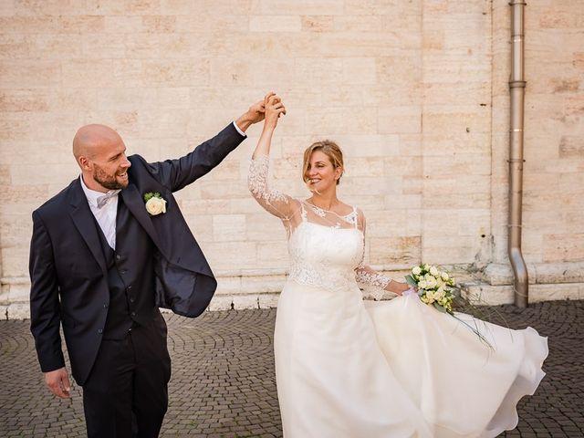 Il matrimonio di Alessio e Emma a Trento, Trento 36