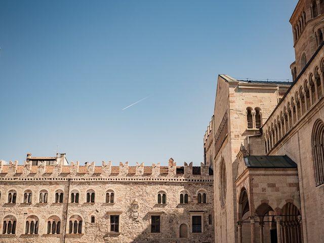 Il matrimonio di Alessio e Emma a Trento, Trento 37