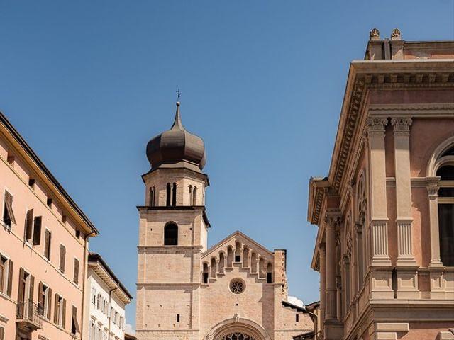 Il matrimonio di Alessio e Emma a Trento, Trento 38