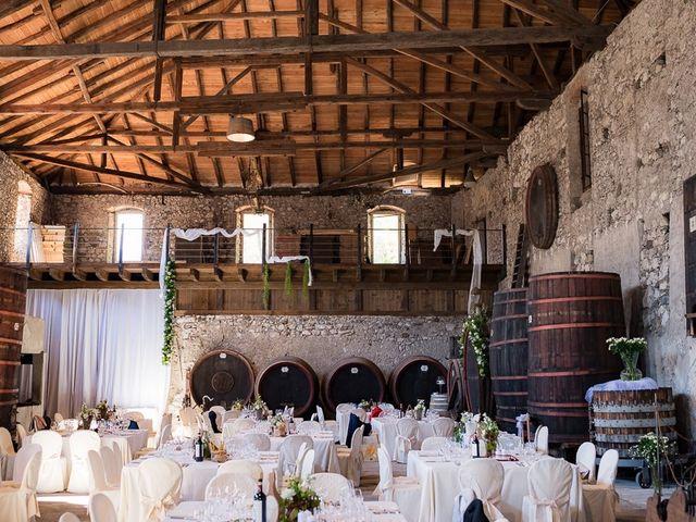 Il matrimonio di Alessio e Emma a Trento, Trento 40