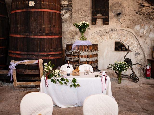 Il matrimonio di Alessio e Emma a Trento, Trento 41