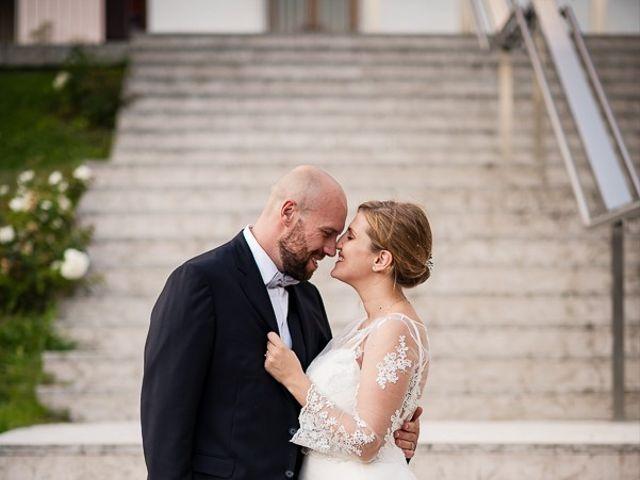 Il matrimonio di Alessio e Emma a Trento, Trento 81