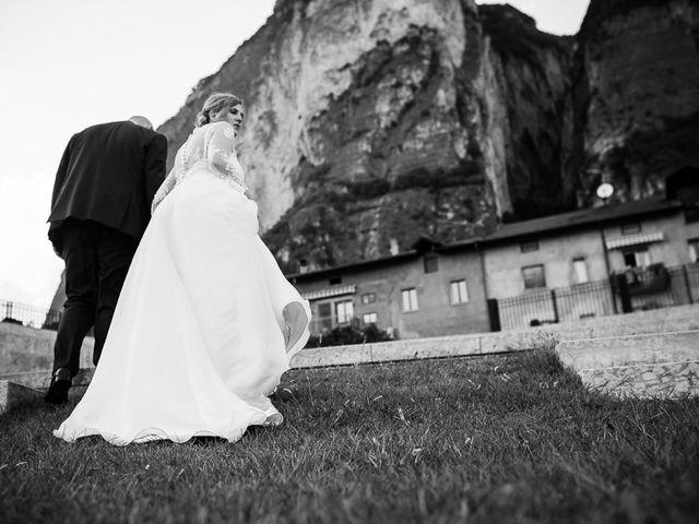 Il matrimonio di Alessio e Emma a Trento, Trento 83