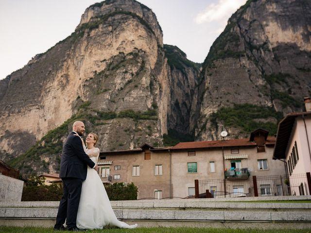 Il matrimonio di Alessio e Emma a Trento, Trento 85
