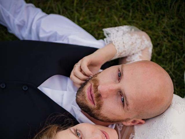 Il matrimonio di Alessio e Emma a Trento, Trento 86