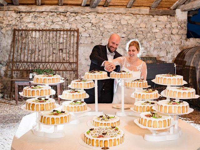 Il matrimonio di Alessio e Emma a Trento, Trento 96