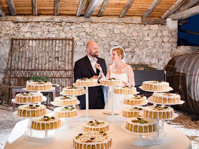 Il matrimonio di Alessio e Emma a Trento, Trento 97