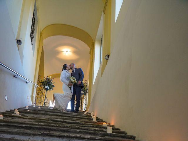Il matrimonio di Gabriele e Marta a Oviglio, Alessandria 18