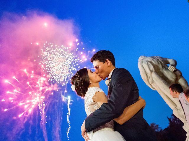 Le nozze di Francielle e Orlando