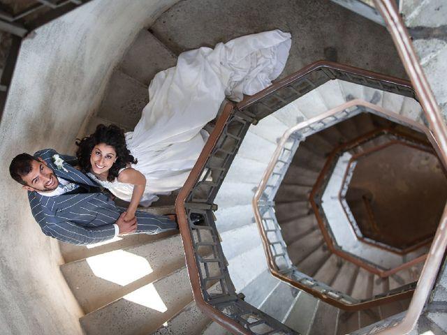 Il matrimonio di Mattia e Enza  a Brunate, Como 2