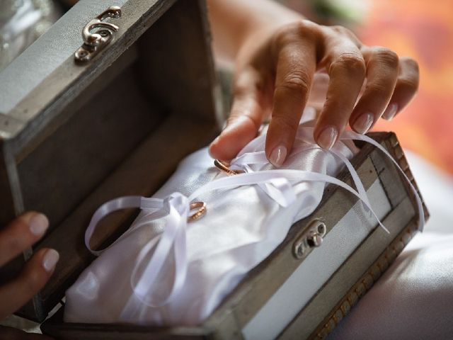 Il matrimonio di Mattia e Enza  a Brunate, Como 6