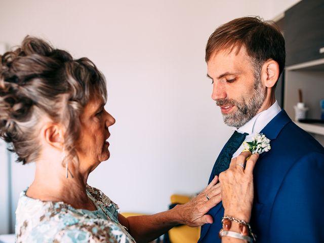 Il matrimonio di Samuel e Sara a Giusvalla, Savona 9