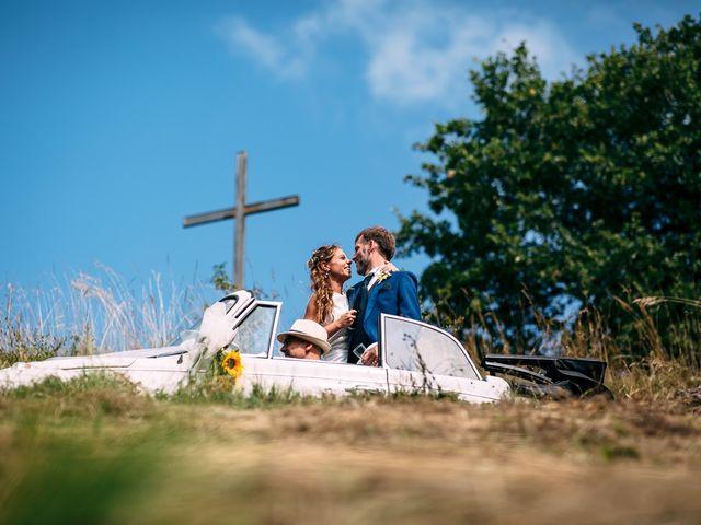 Il matrimonio di Samuel e Sara a Giusvalla, Savona 54