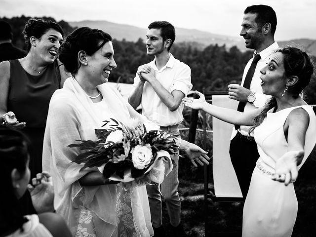 Il matrimonio di Samuel e Sara a Giusvalla, Savona 71